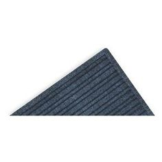 Entrance Mat, 3 x 5 Ft, SlateBlue by Notrax. $127.17. Indoor Rubber-Backed Carpet Entrance MattingDesigned to capture 80% to 90% of dirt from foot traffic when used as a complete entrance matting system. Provides superb scraping action and moisture retention with the extra durability of a rubber-backed carpet mat. Cleated backing grips floor surface to reduce mat movement. Resists severe temperature changes. Molded beveled edging creates a retention dam to trap moisture.Heavy-...