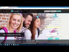 FutureNet   Регистрация и заполнение профиля