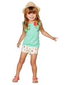 Baby Girl Outfit, Ice Cream Cutie Gymboree