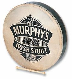 Performance Percussion P1149 Murphy's Design Bodhran: Amazon.co.uk: Musical Instruments