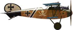 Jasta 2 Boelcke | Aircraft Profiles