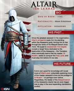 Altair Ibn La'Ahad - Assassin's Creed Revelations