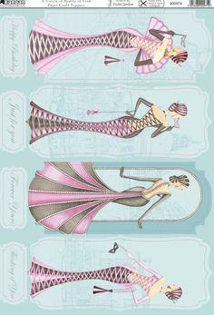 Etiquetas para vestidos de fiesta