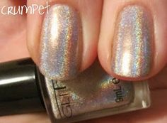 Glitter Gal - Green 3D Holo - must have this