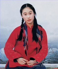chen yifei | ... chinoises>Chen Yifei>4zg053cD128 peintres chinoises Chen Yifei