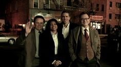 Person Of Interest, starring Jim Caviezel as John Reese; Taraji Henson as Detective Carter; Kevin Chapman as Lionel Fusco & Michael Emerson as Harold Finch