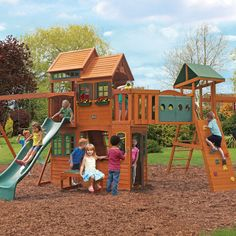 Swingset. Please let me have this, HOA!