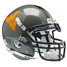 West Virginia Mountaineers NCAA Authentic Air XP Full Size Helmet (Alternate Gray 1) Schutt http://www.amazon.com/dp/B00GW4JNRE/ref=cm_sw_r_pi_dp_tFDhwb056JYDE