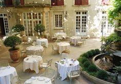 restaurant la fontaine avignon - Cerca con Google