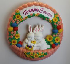 Down The Vintage Bunny Trail With Epsteam. by livingavntglife on Etsy
