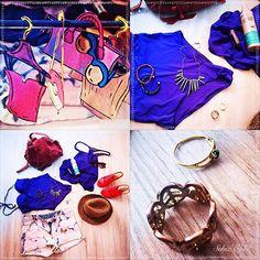 Blue day 💙 [👙Maillot: h&m 👖Short: Sandro 👒Chapeau: Zara 👠Chaussures: Minelli 👚débardeur: vide grenier 👜Sac: Mila Louise 💍Bagues: de famille et h&m 👑Bracelets: Swarovski et acheté en vacances #blue #style #stylechallenge #styleoftheday #summervibes #summerlook #lookoftheday #fashion #fashionblogger #fashioninspiration #frenchfashion #peace #festivallook #festival #fashiondaily #blogdemoda #papercut #summer #sunshine #feelingood #instagood #lifestyle