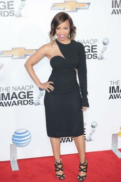 Elise Neal at the 2013 NAACP Image Awards