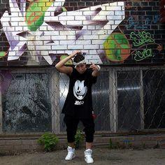 #mc#streetDancer#graffiti#streetArt#rap#streetStyle#HipHop#ghettoHood# by di_dagster