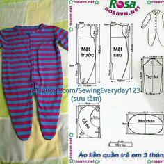 8333eb93a2 104 imágenes populares de Pijamas para bebe