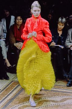 Junya Watanabe Fall 2000 Ready-to-Wear Fashion Show