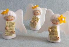 Engelenkoor, het Vrolijke Nest, Atelier Pippilotta