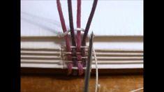 Video > Exposed Weaved Sewing DIY #tutorial