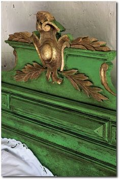Color Recipes for Painted Furniture- Annie Sloan