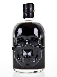 Absinthe SkULL Bottle
