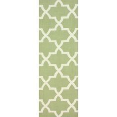FREE SHIPPING! Shop Wayfair for nuLOOM Trellis Green Nadia Area Rug - Great Deals on all Decor products with the best selection to choose from!