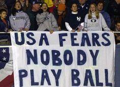 Yankee Stadium 2001