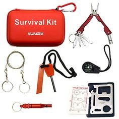 Kungix Outdoor Emergency Survival Gear Kit with Waterproo... https://www.amazon.com/dp/B013DOK108/ref=cm_sw_r_pi_dp_x_78-jybAW4T4VH