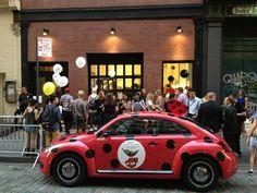 Polka Dot Beetle - Photo by @Marc Camprubí Jacobs Intl #MARCtheDOT