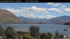 Live camera Wanaka Wanaka, New Zealand.