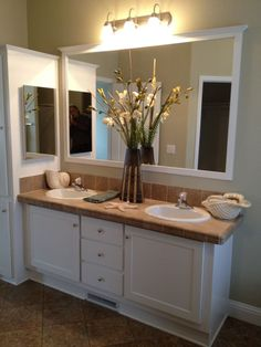 1000 Images About Mobile Home Master Bath On Pinterest Pottery Barn Bathro
