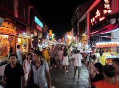 Yangshuo: West Street