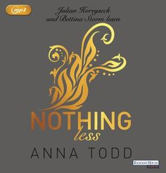 Red Fairy Books : Anna Todd - Nothing less