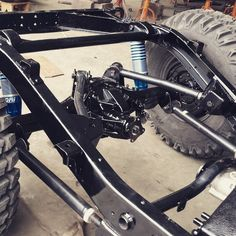 """My #1963 #fj40 #build #oristruts #4link #prorockengineering #solocity #indonesia"""