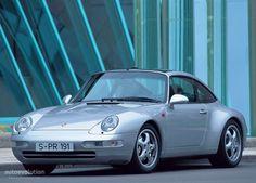 PORSCHE 911 Targa (993) - 1995, 1996, 1997 - autoevolution
