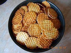 Sajtos tallér Hungarian Desserts, Hungarian Cuisine, Dinner Recipes, Dessert Recipes, Savory Pastry, Salty Snacks, No Bake Cake, Bakery, Food And Drink