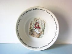 Your place to buy and sell all things handmade Baptism Gifts, Christening Gifts, Peter Rabbit, Beatrix Potter, Wedgwood, Magpie, Uk Shop, Cottage Chic, I Am Happy