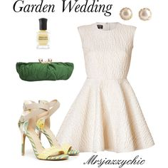 It's WEDDING SEASON!!! Invited to a Garden Wedding??? Try similar prints either with your dress, clutch or heels. #ootd #mydreamcloset #iputthistogether #rockitownit #gardenwedding
