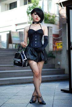 Japanese Street  Fashion 2012