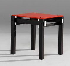 Gerrit rietveld piet mondrian de stijl painted coffee sofa - Tiempos modernos muebles ...