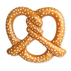 Giant Inflatable Pretzel Pool Float  Over 5 Feet Wide * Read more reviews of the product by visiting the link on the image. Note:It is Affiliate Link to Amazon.
