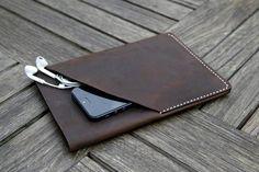The Handmade Leather iPad Mini Case