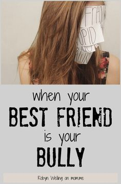 But i got bullied from my own best friend from kindergarden! It's sad because where not friends anymore but its whats best! Not Friends Anymore, Mean Friends, Fake Friends, Fake Friend Quotes, Bff Quotes, Qoutes, Manipulation Quotes, Old Friendships, Relationships