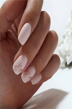 28 stunning wedding nail ideas to match the wedding dress, bridal nails, wedding nail art . - N - Nageldesign - Nail Art - Nagellack - Nail Polish - Nailart - Nails 32 fantasy manicure models you want to make # bring - Love Nails, Fun Nails, Pretty Nails, Style Nails, Pretty Eyes, Gorgeous Nails, Wedding Nails Design, Wedding Manicure, Nail Wedding