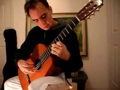 Spanish Romance (Romanza) on classical guitar - YouTube