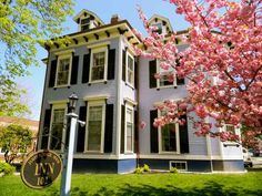 The James B. Finch Inn after remodel, Kara E. of Newport, Rhode Island, scary to spectacular whole house reader remodels