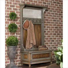 Hall Trees Made From Old Doors Google Search Erin