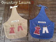 Country Laura: DUE PORTAMOLLETTE PER IL MIO SHOP