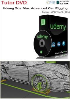 Udemy 3ds Max Advanced Car Rigging