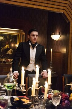 Pin for Later: Photos From American Horror Story: Hotel's Second Halloween Episode Are In!
