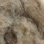 The Woolery Musk Ox (Qiviut) - Dehaired - 1oz to 1lb - Great Price!