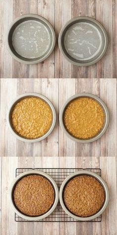 Making Vegan Carrot Cake #vegan #lovingitvegan